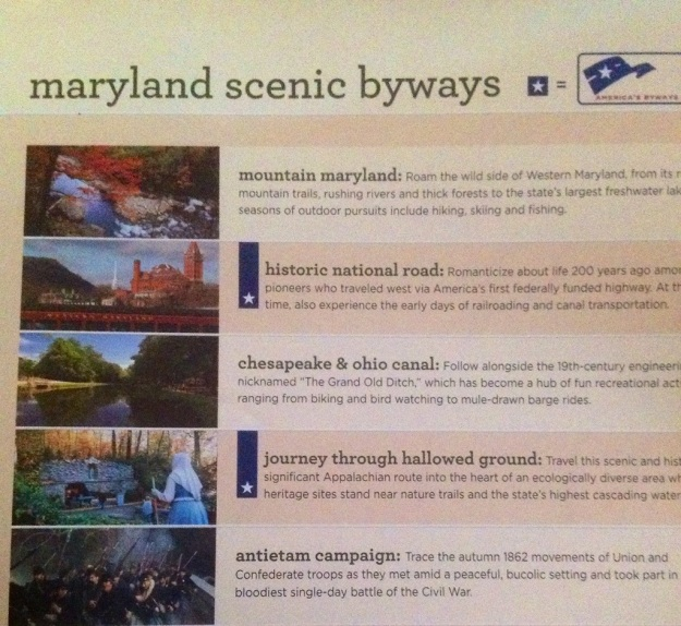 Maryland even publishes a separate guide for its scenic highways and byways with plenty of suggested itineraries.